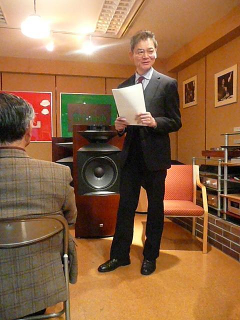 山口孝さんと聴く SACDのクラシ...