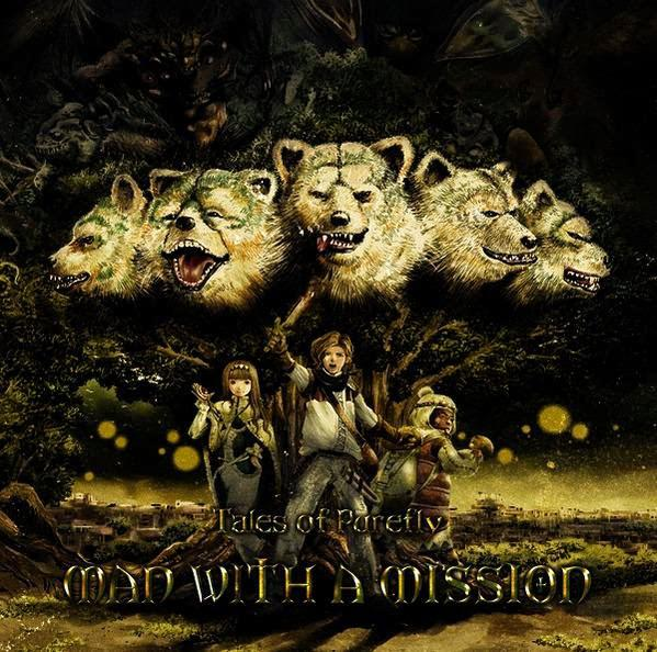 man with a mission album tales of pure fly beat